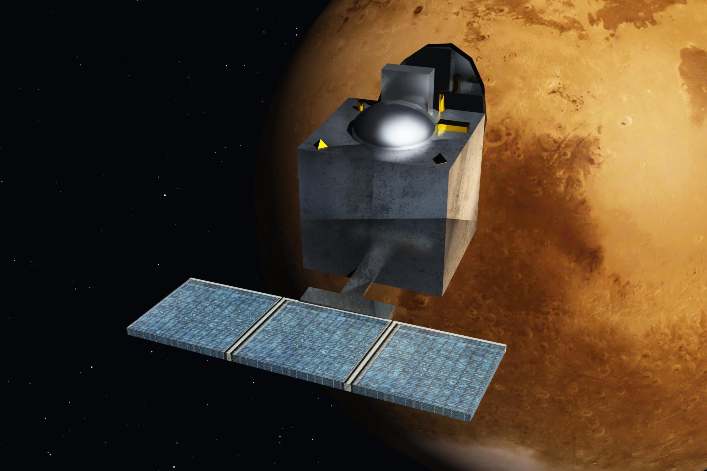 Mars orbitor (Mangalyan)