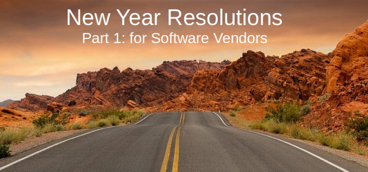 New Year Resolutions for 2020 #SoftwareOutsourcing – part 1